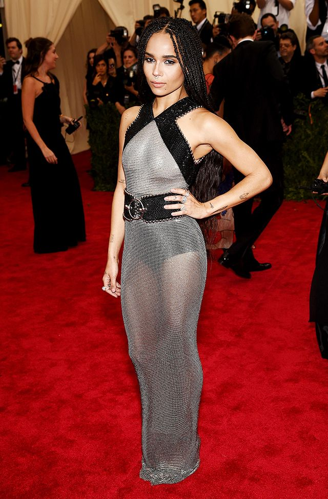 WHO: Zoe Kravitz