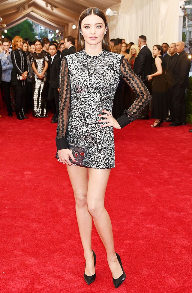 WHO: Miranda Kerr