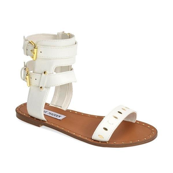 Steve Madden Carrlita Studded Ankle Cuff Sandal