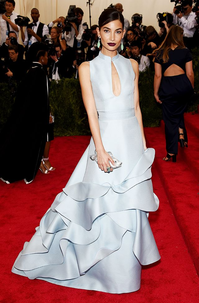 WHO: Lily Aldridge
