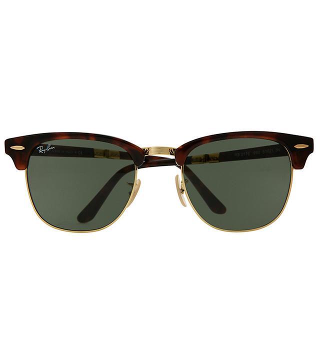 Ray-Ban Folding Club Master Sunglasses
