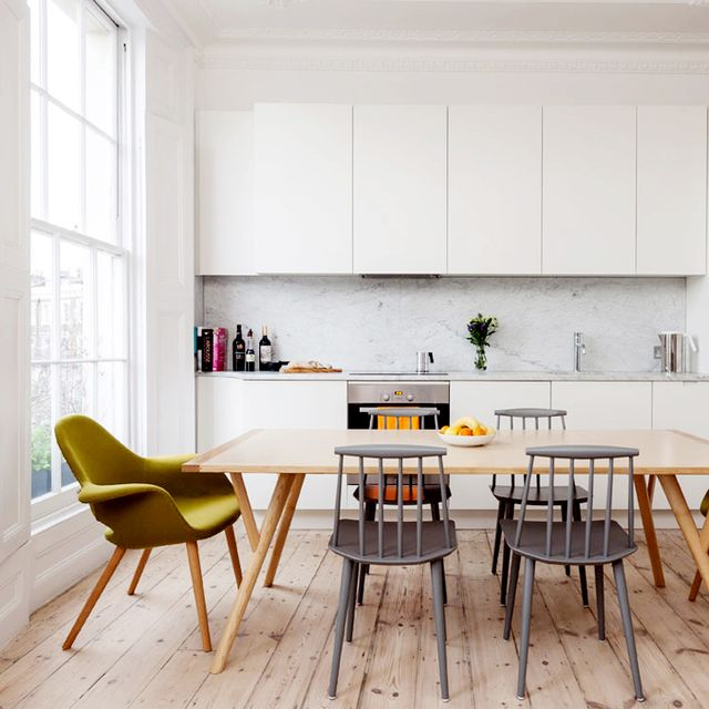 Step Inside a Historic London Flat With Hip Style