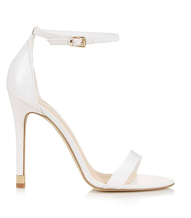 Topshop Ruby Strappy High Sandals