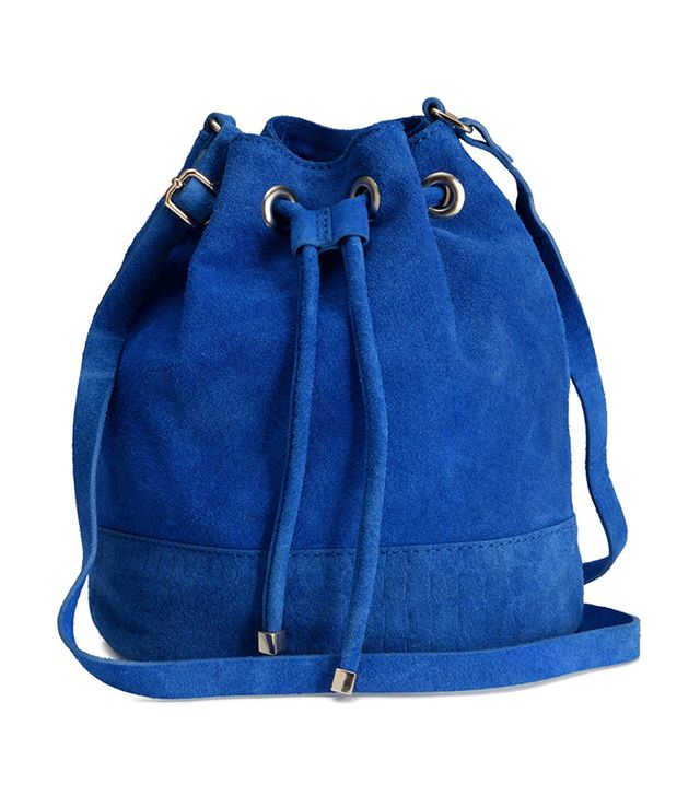 H&M Suede Bag