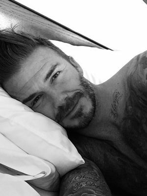 David Beckham Breaks Instagram Record in Less Than One Week