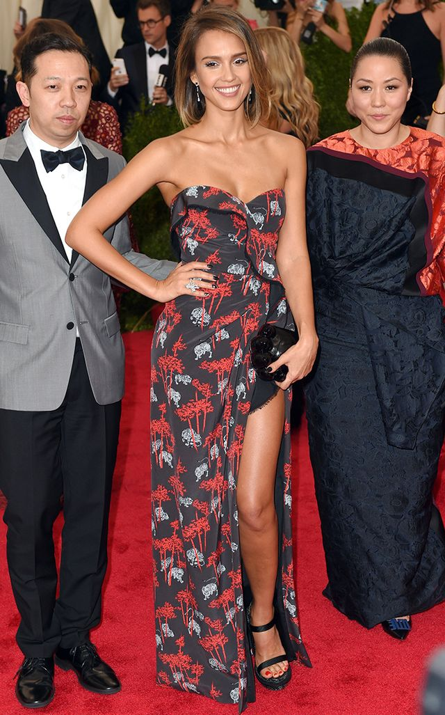 WHO: Humberto Leon, Jessica Alba, and Carol Lim