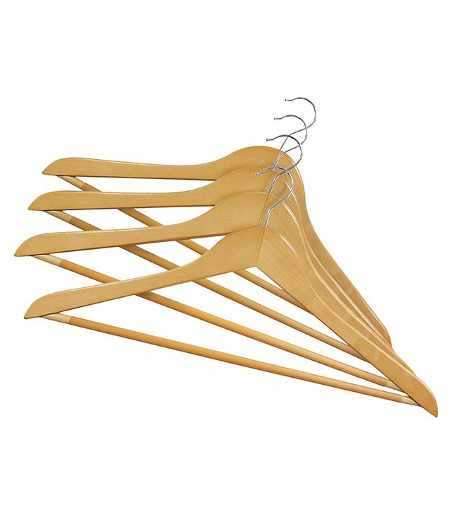 Threshold Wood Hanger 24-Pack