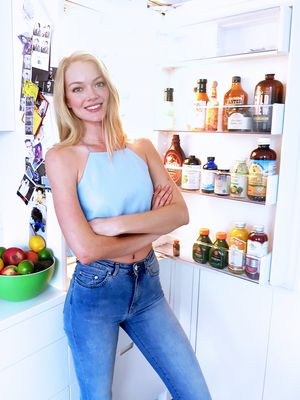 A Peek Inside My Fridge, by Lindsay Ellingson