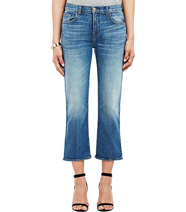J Brand Adele Jeans in Light Blue