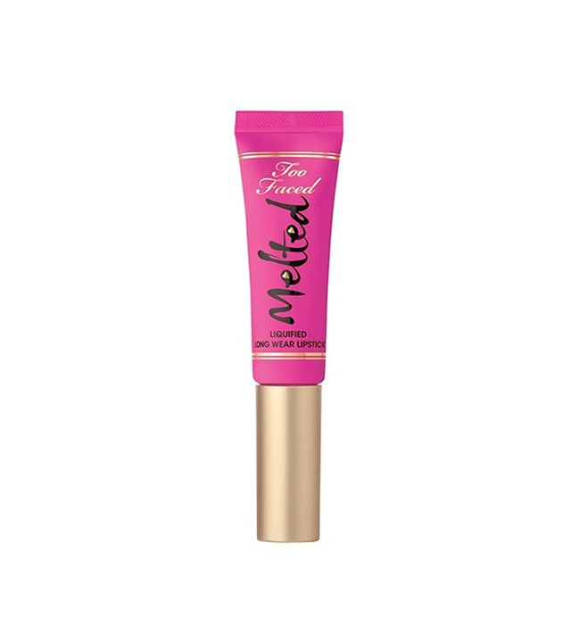 Too Faced Melted Liquified Long Wear Lipstick in Melted Violet