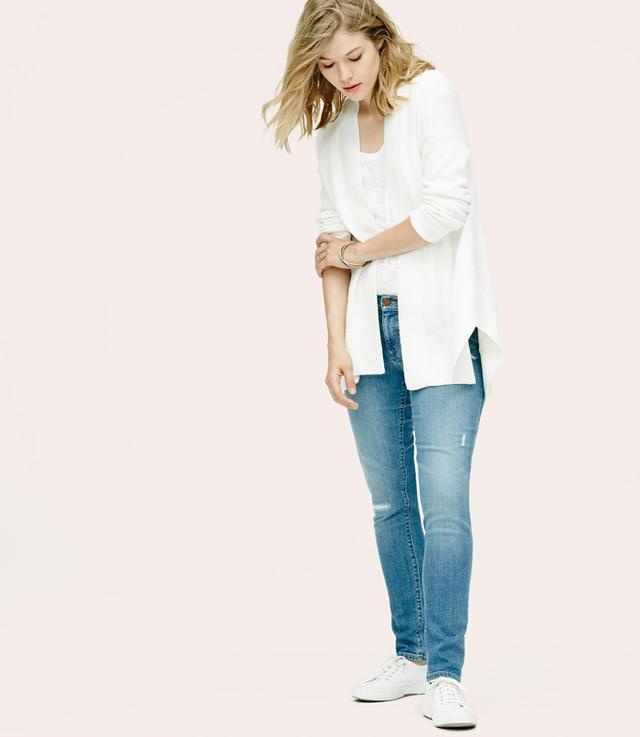 Lou & Grey Slouchy Skinny Jeans