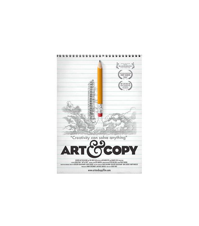 <i><b>Art & Copy</i></b> (2009)