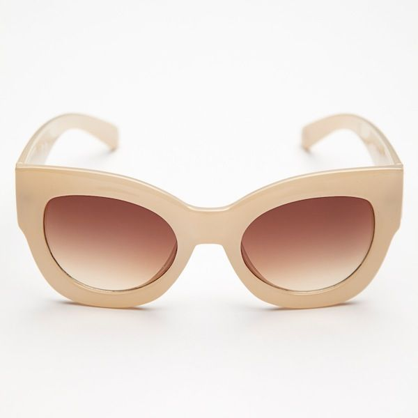 Free People Dressed to Kill Sunglasses