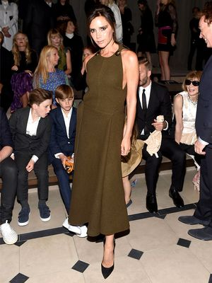 Victoria Beckham Shares Her Mother's Most Important Wisdom