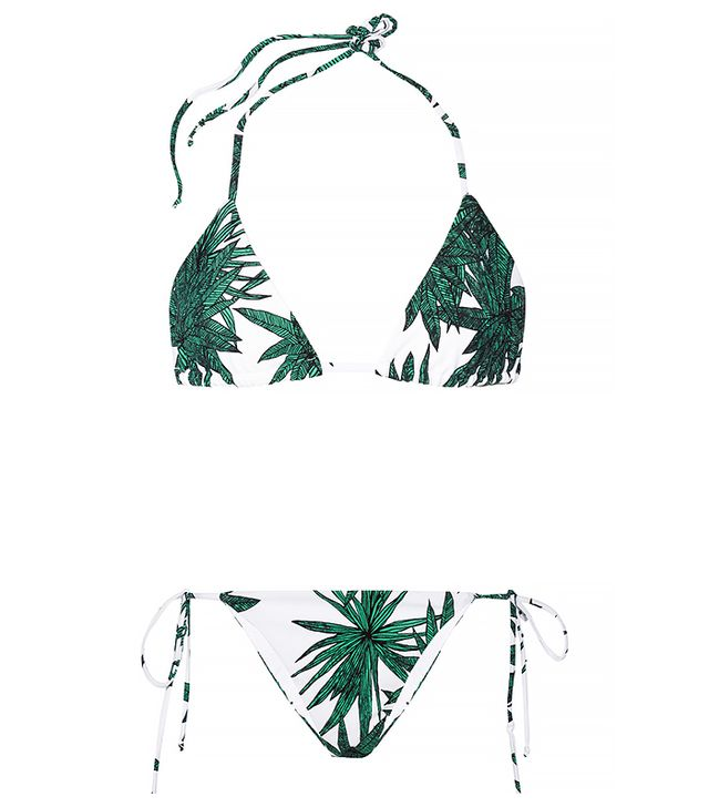 Mara Hoffman Harvest Triangle Bikini