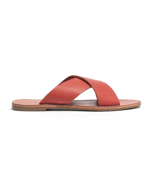 Madewell Sightseer Slides