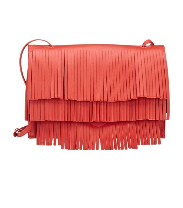 Proenza Schouler Fringe Small Lunch Bag