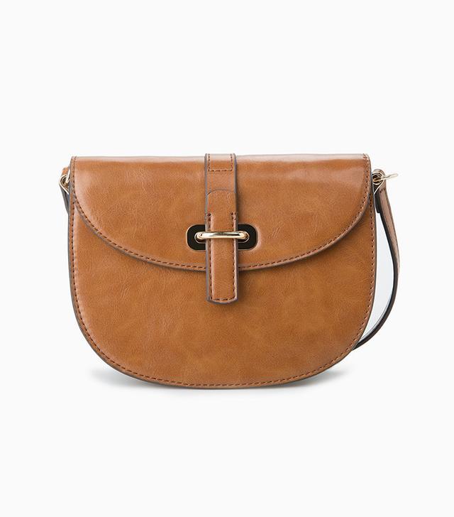 Mango Tab Crossbody Bag