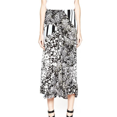 Frieda Flower Skirt