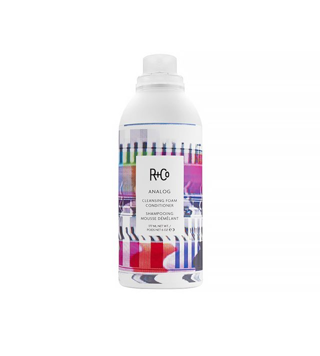 R+Co Analogue Cleansing Foam Conditioner