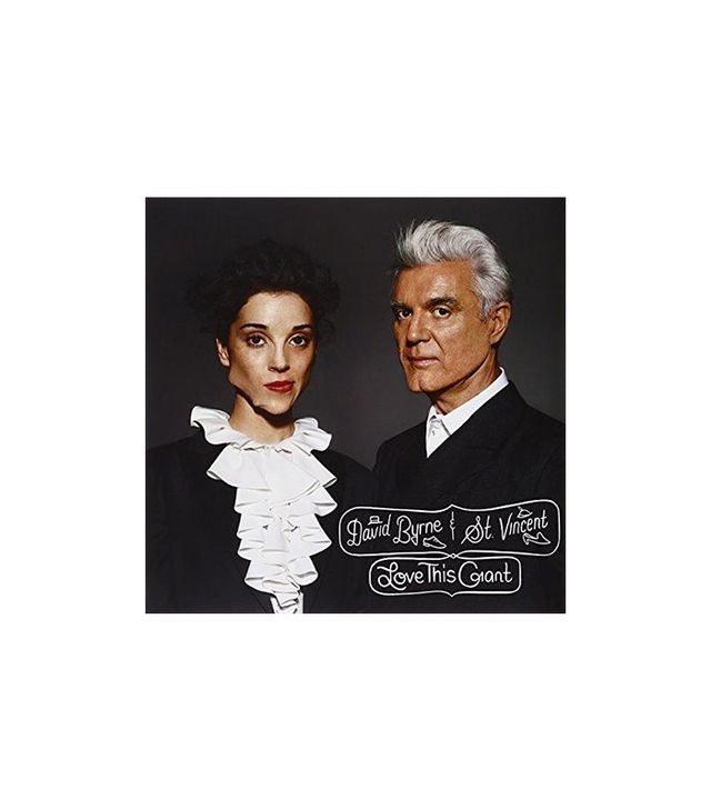 Love This Giant (Vinyl) by David Byrne and St. Vincent