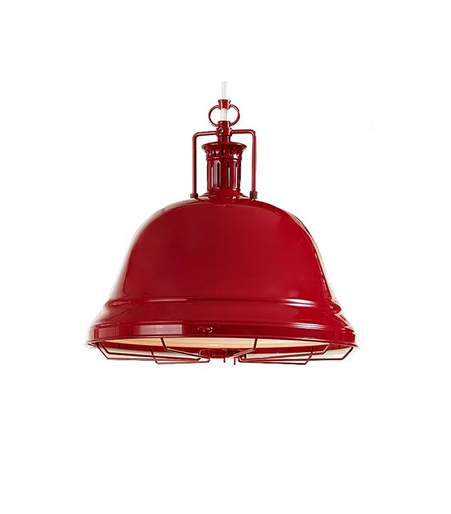 Pottery Barn Kids Red Depot Hanging Pendant
