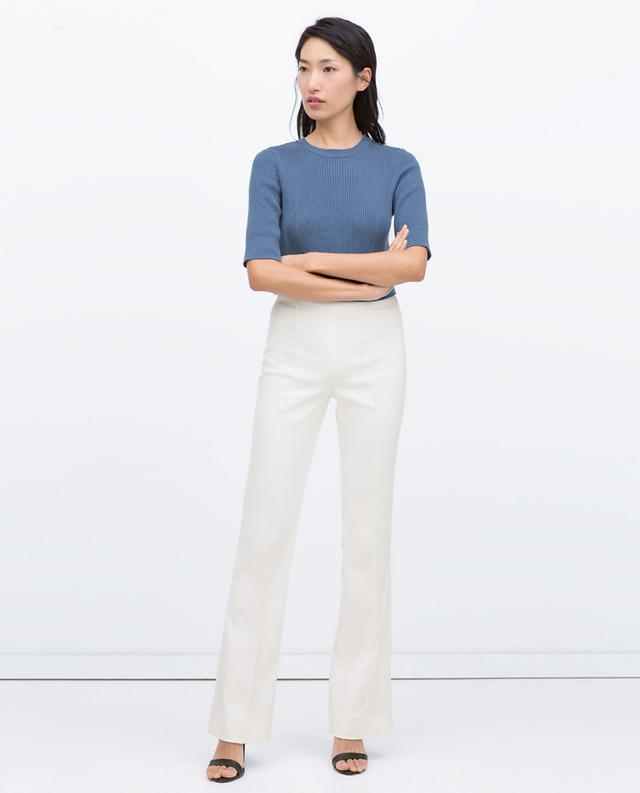 Zara Flared Trousers