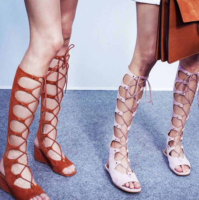Essential #4: Lace-Up Gladiators