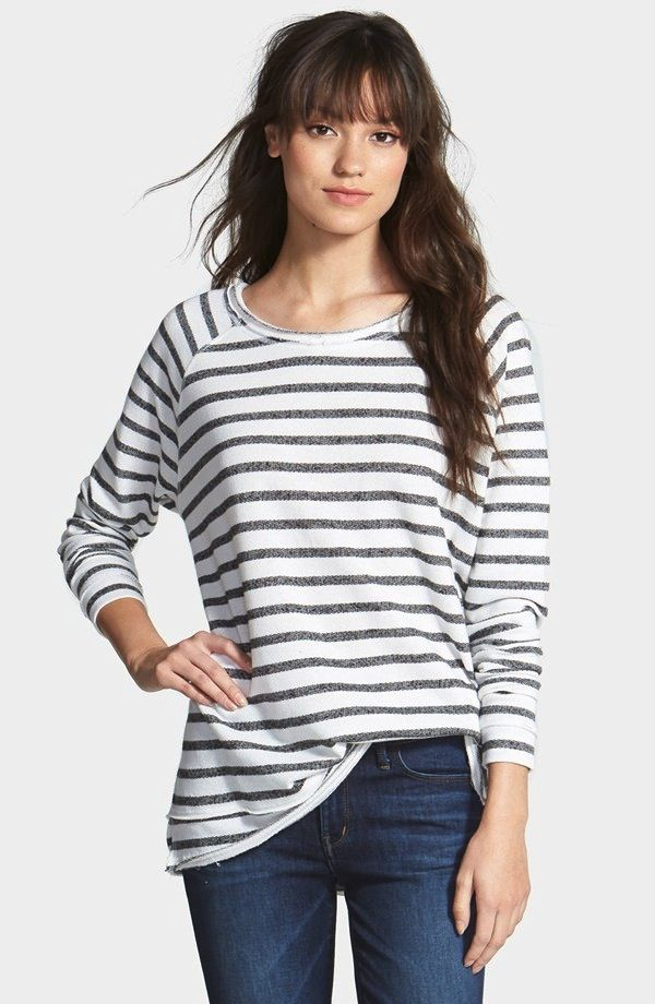 Stem Long Sleeve Raglan Tee