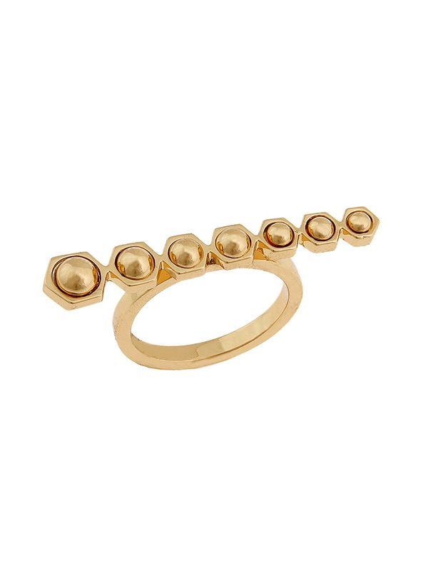Rachel Zoe Mia Bar Ring