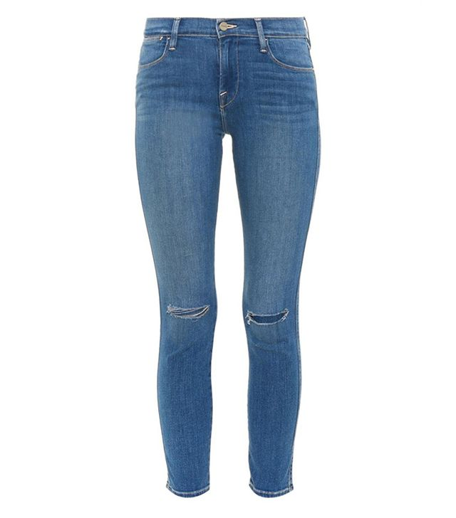 Frame Denim Le High Paloma High-Rise Skinny Jeans