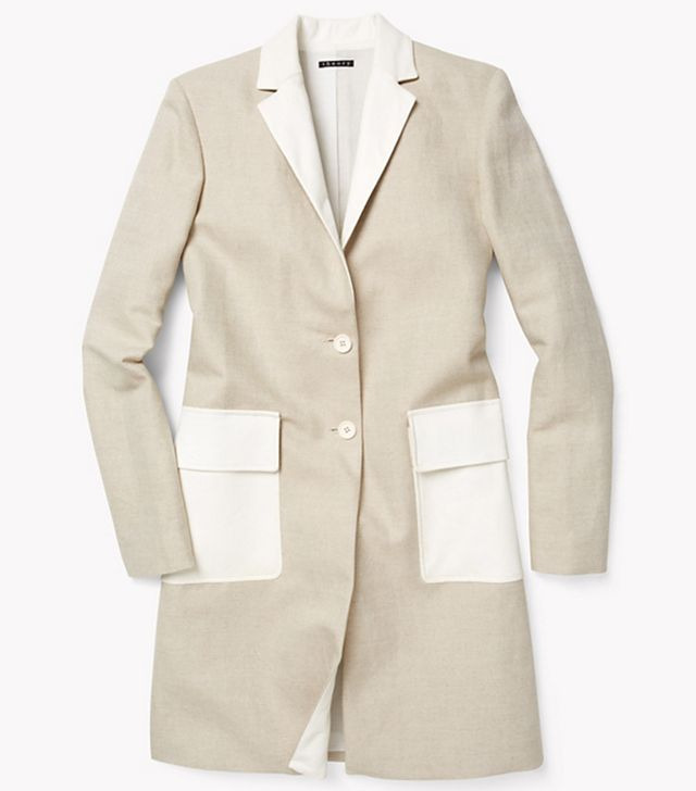 Theory Lagata Coat