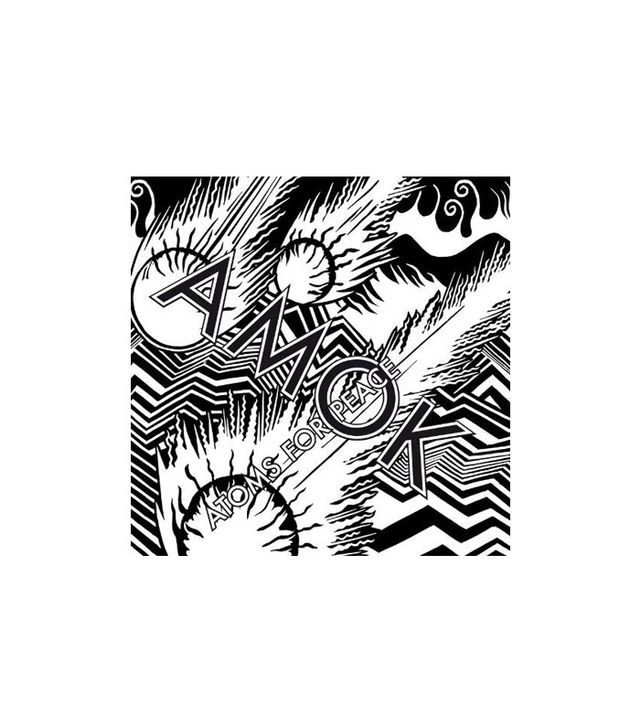XL Recordings Amok LP (Vinyl) by Atoms for Peace