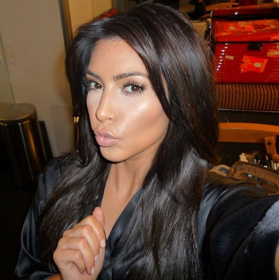 Report: Kim Kardashian Banned Selfies at Her Selfie Book Launch