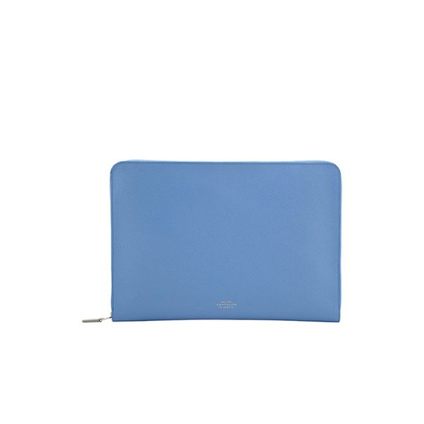 "Smythson Panama 13"" Laptop Case"