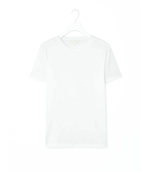 COS Neat-fit Cotton T-Shirt