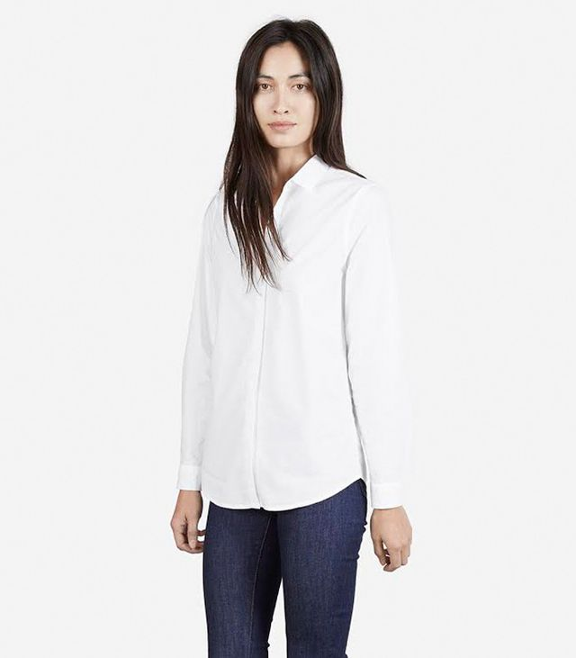 Everlane The Long Sleeve
