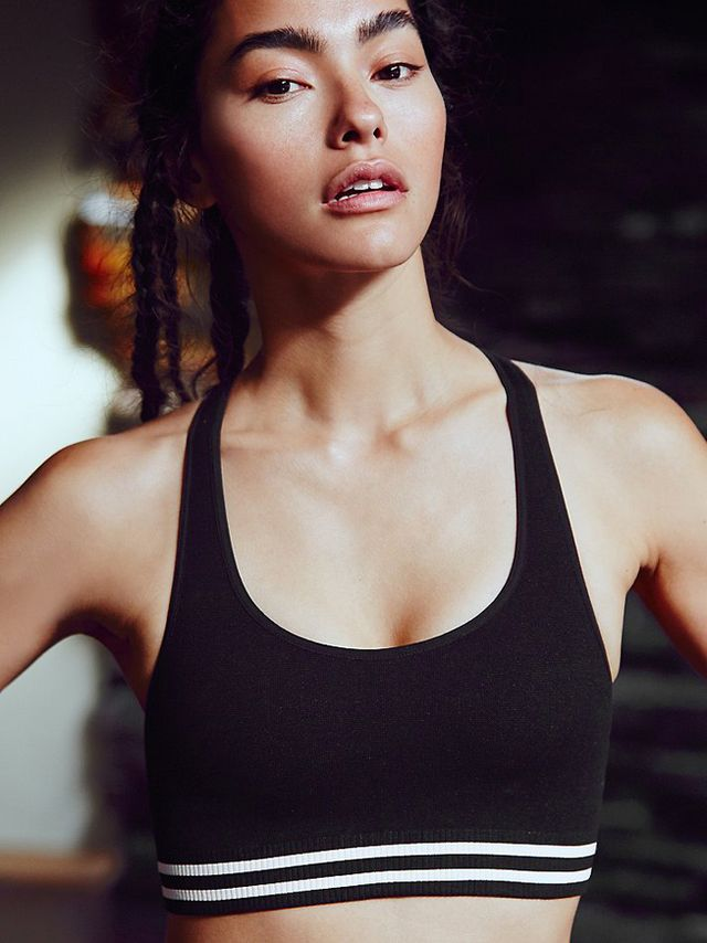 Free People In the Zone Bra