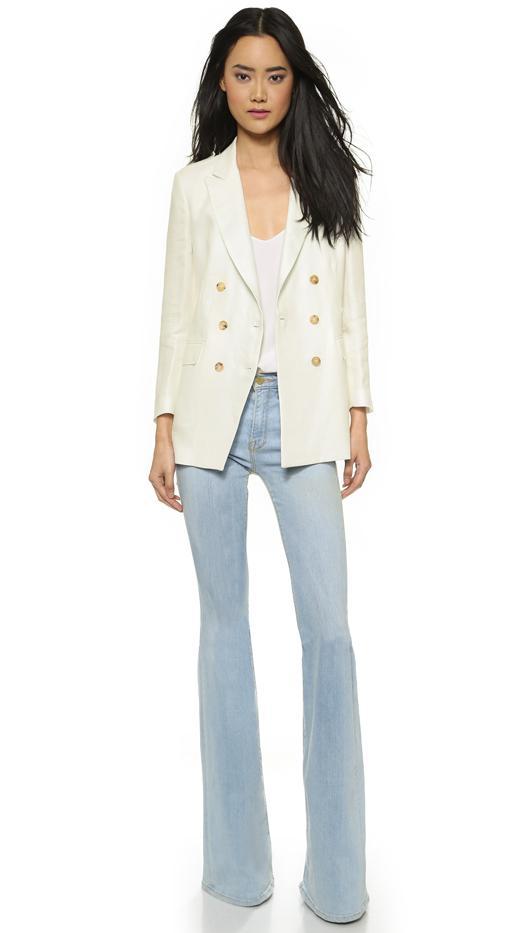 Frame Denim Forever Karlie Flare Jeans