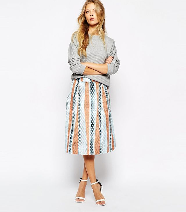 Y.A.S Arris Full Skirt
