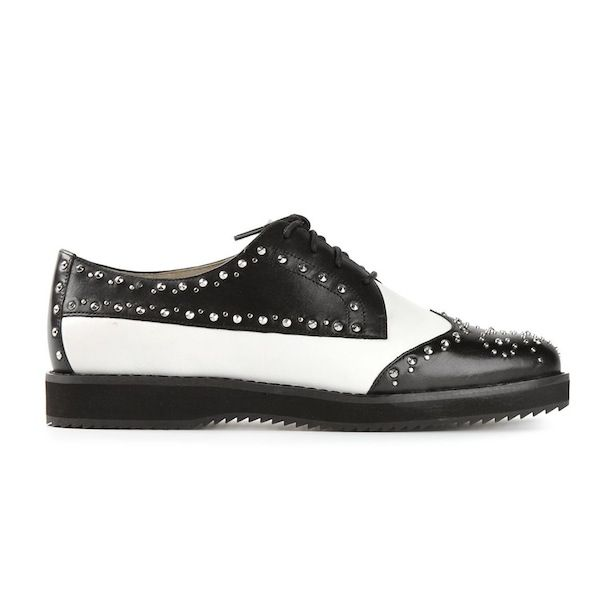 MICHAEL Michael Kors Studded Brogue Shoes