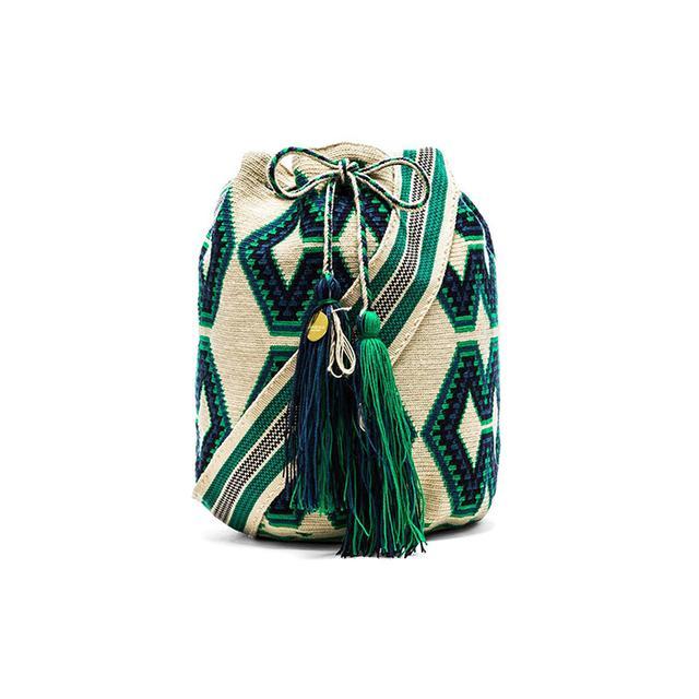 Guanabana Large Bucket Crossbody Bag