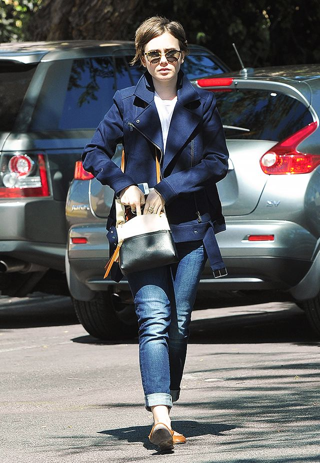 Lily Collins' Madewell Pick: The Indio Sunglasses