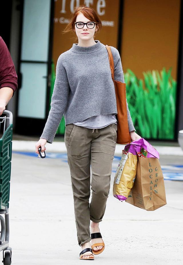 Emma Stone's Madewell Pick: The McCarren Tote