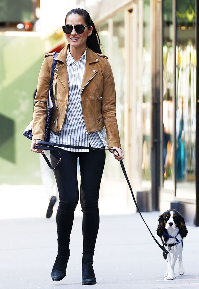 Olivia Munn's Madewell Pick: The Courier Shirt