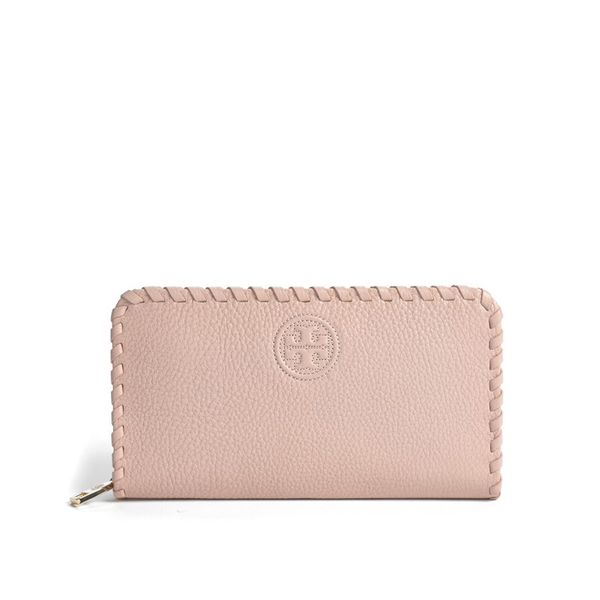 Tory Burch Marion Gusset Zip Wallet