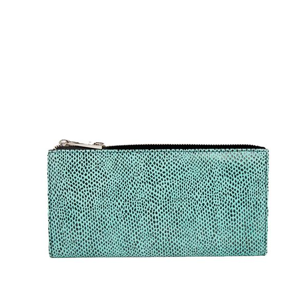 ASOS Leather Zip-Around Wallet
