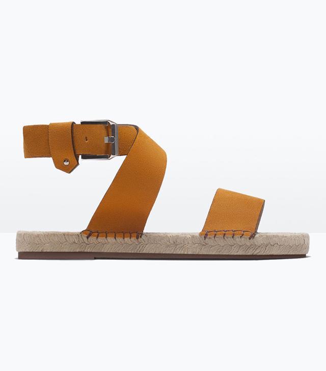 Zara Espadrille Sandals