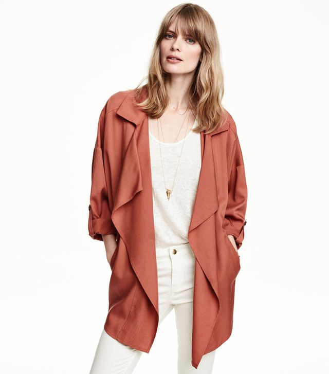 H&M Wide-Cut Coat