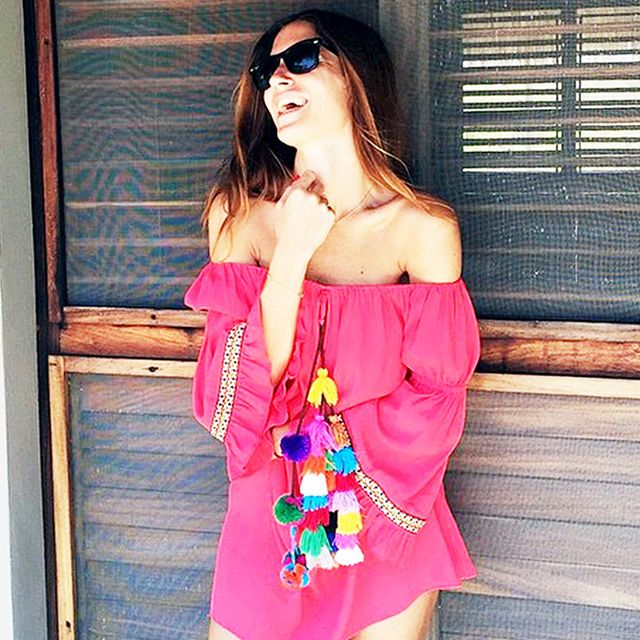A Flirty Summer Outfit for Under $50
